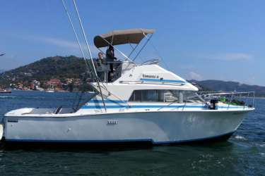 Sport Fishing Charters in Zihuatanejo | Pacific Tours Ixtapa. Offshore & Inshore Fishing is where these fishing charters can take you to. All of our fishing boats depart from Zihuatanejo Main Dock. Ixtapa is well known as one of the best places in Mexico to practice this sport due to the variety of fish that you can find in this area such as Sailfish, Marlin, Mahi-Mahi and More. Activities in Ixtapa Zihuatanejo