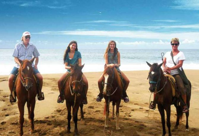 Zihuatanejo Horseback Riding with Lunch, 2 Hours   Pacific Tours Ixtapa. Join us for this horse riding adventure along the magnificent Playa Larga Beach just 25 Minutes away from Ixtapa Zihuatanejo, enjoy the breeze of the ocean while riding these trained horses along the beach. Tours in Ixtapa Zihuatanejo Mexico